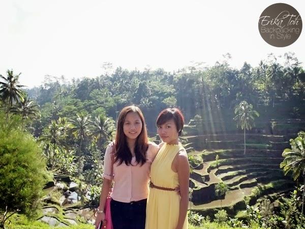 4d 3n Backpacking Bali Part 6 Tegalalang Rice Terraces
