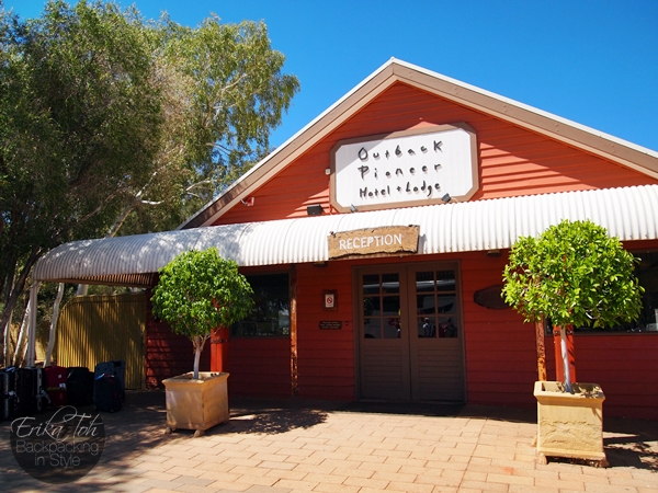 5D/4N Backpacking Uluru (Ayers Rock) : Outback Pioneer Hotel U0026 Lodge