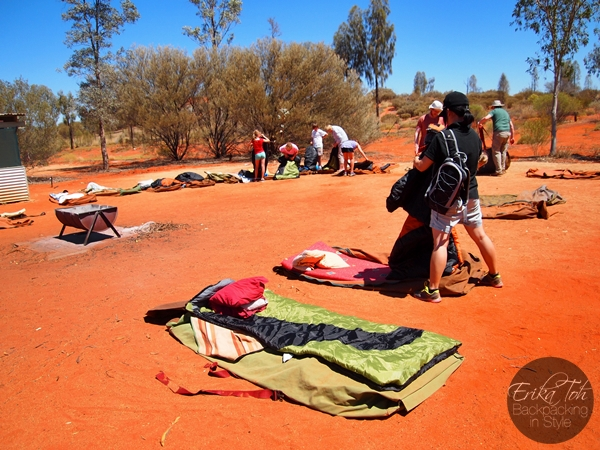Aboriginal Run Uluru Tours