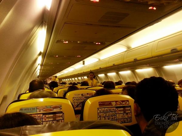 ErikaToh-Backpacking-In-Style-Athens-International-Airport-Santorini-Flight-2