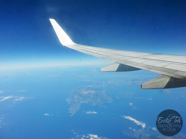 ErikaToh-Backpacking-In-Style-Santorini-Cyclades-Islands-Aerial-View-Airplane-Aegean-Sea