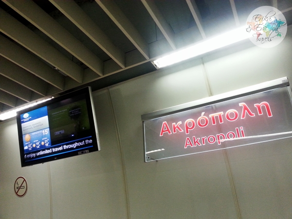 ErikaEvaTohTravels-Akropoli-Metro-Station-Acropolis-Athens-1