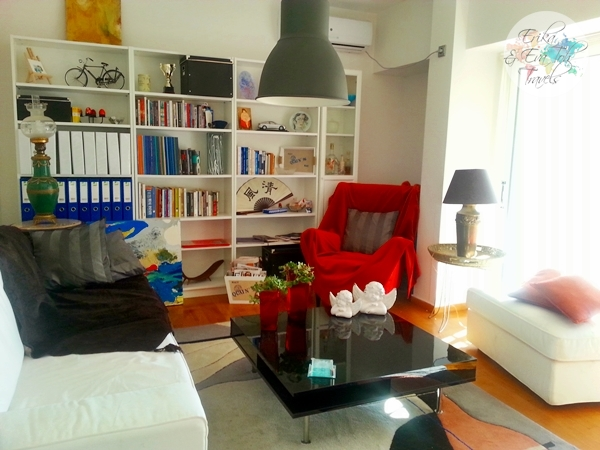 ErikaEvaTohTravels-Private-Room-in-Luxurious-Apartment-Athens-Airbnb-Christos-4