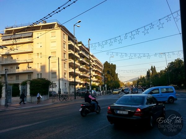 ErikaToh-Bacpacking-In-Style-Athens-City-Syntagma-Greece