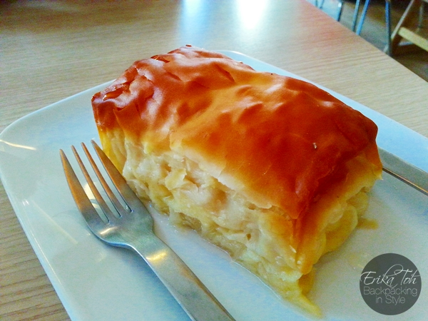 ErikaToh-Bacpacking-In-Style-Greek-Custard-Pie-Galaktoboureko-Boston-Cafe-Athens