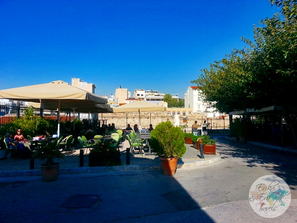 ErikaEvaTohTravels-Veranda-Greek-Restaurant-Cafe-Monastiraki-Plaka-Athens-Lunch-5