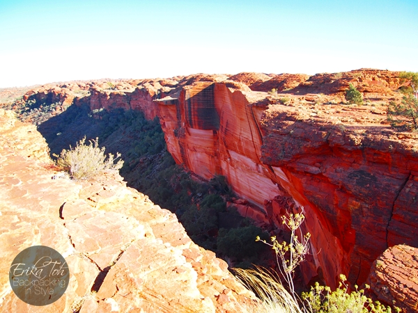 ErikaTohTravels-Backpacking-In-Style-North-Wall-Kings-Canyon-Rim-Walk-Red-Centre-Australia-2
