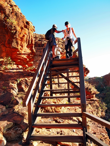 ErikaTohTravels-Backpacking-In-Style-The-Garden-of-Eden-Kings-Canyon-Rim-Walk-Red-Centre-Australia-7