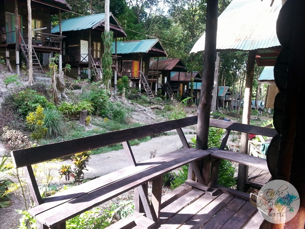 ErikaEvaTohTravels-Bungalow-Hut-Garden-View-At-Chill-Out-Bar-and-Bungalow-Tonsai-Krabi-7