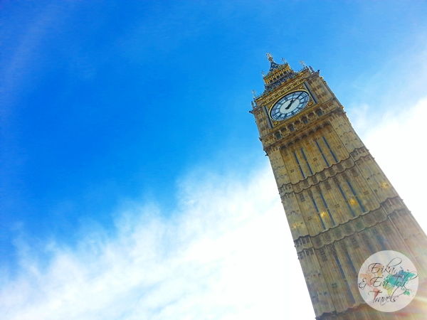 ErikaEvaTohTravels-Big-Ben-Clock-Tower-Westminster-London-2